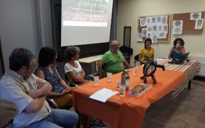 Presentación de la marca de Calidad Rural Aragón en el Matarraña